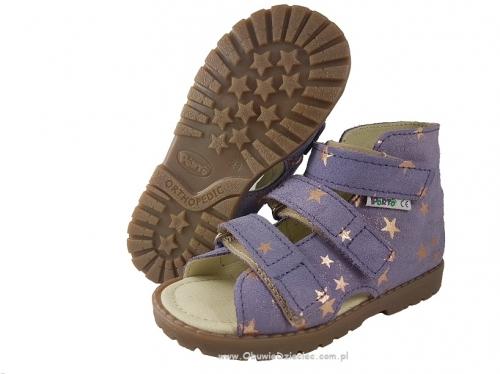 8 1310 04 WRZOS PYŁEK MRUGAŁA PORTO WKŁADKI PROFILOWANE buty sandałki kapcie profilaktyczne przedszk. 31 35 Mrugała