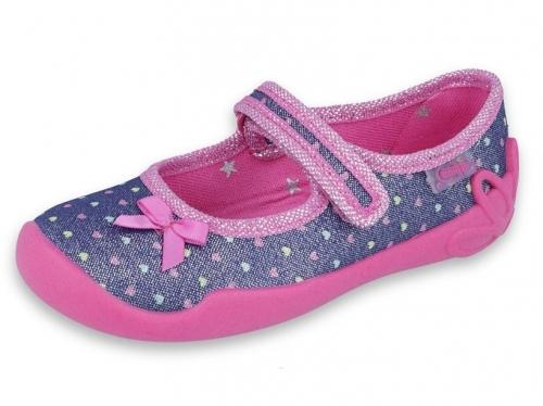 Befado 114X357 obuwie dziewczęce