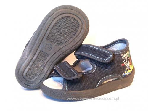 8656270dc Markowe Obuwie Dzieciece | 13-112 szare kapcie sandałki obuwie wcz ...